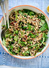 Warm Quinoa Salad: Light, Quick and Easy in VitaClay!