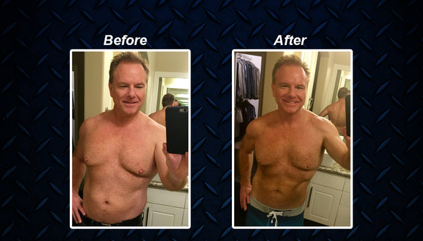 Customer Win: Tony's Weight-Loss Journey with VitaClay!