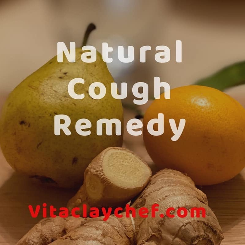 Easy-To-Find-Ingredient Cough Remedy At Home: VitaClay's All-Natural Healing Smoothie And Tea