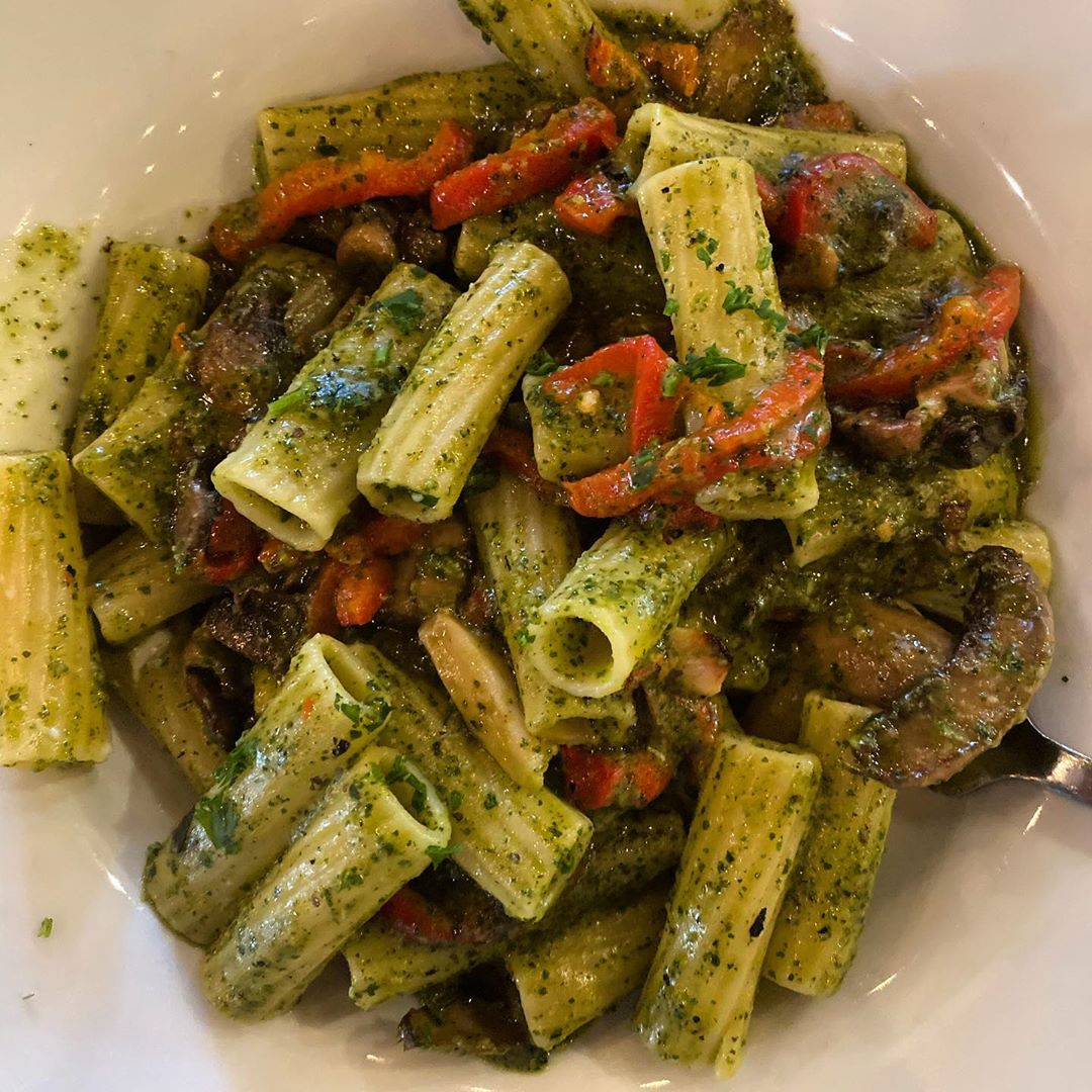Rigatoni with Kale Pesto in VitaClay: Craving Satisfied in Just 30 Minutes