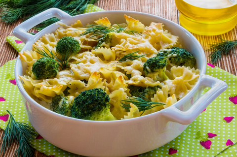 BROCCOLI CASSEROLE IN ONE POT