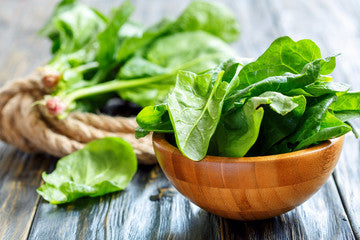 Spinach: Foods That Improve Libido