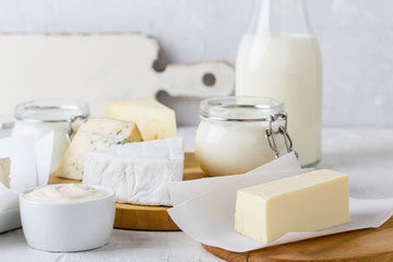 Dairy: Foods That Kill Libido