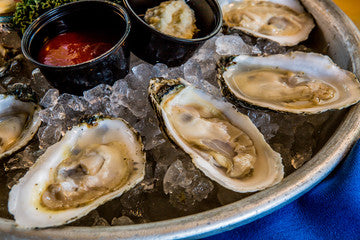 Oysters: Foods That Kill Libido