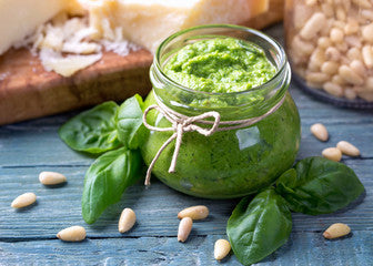Pesto: Sex Booster In Your Slow Cooker Foods That Improve Libido