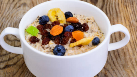 slow cooker oatmeal recipe