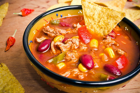 VITACLAY'S BEST RATED SLOW COOKER MEXICAN BEAN SOUP RECIPE