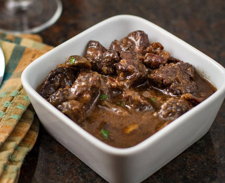 VitaClay Beef Burgundy Recipe