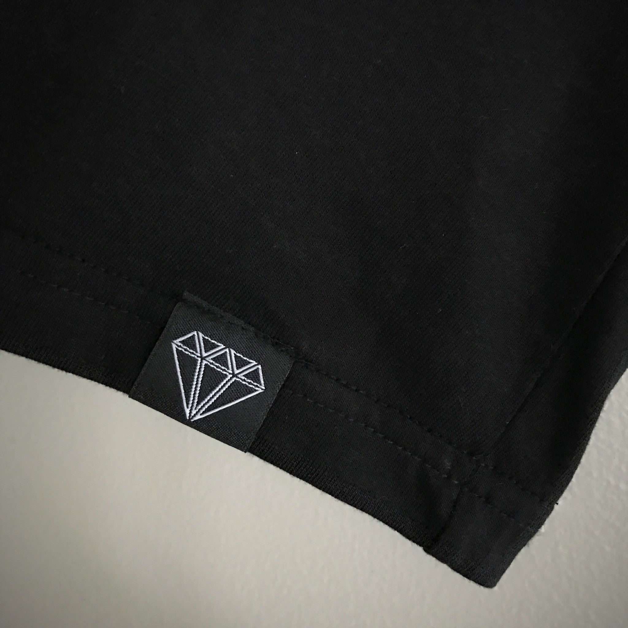 DMDGNG Tee - Black-Diamond Gang