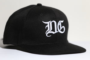 DG SNAPBACK - BLACK-Diamond Gang