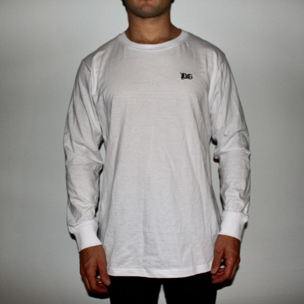DG LONG SLEEVE - WHITE