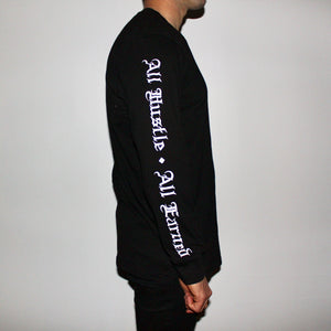GANG LONG SLEEVE - BLACK