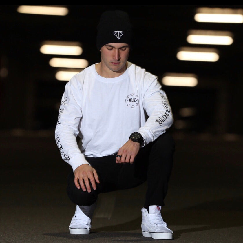 GANG LONG SLEEVE - WHITE