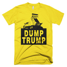 Dump Trump protest t-shirt