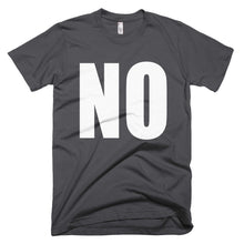 NO protest t-shirt
