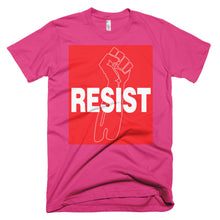 RESIST protest t-shirt