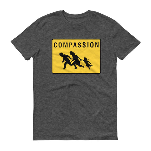Compassion Immigrant Crossing protest t-shirt
