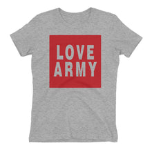 Love Army Women's protest t-shirt