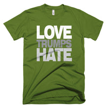 Love Trumps Hate protest t-shirt