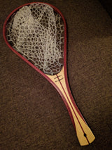 Driftless Custom Handmade Wood Landing Fishing Net - Dead Drift Net Company - Purpleheart, Walnut
