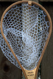 Driftless Custom Handmade Wood Landing Fishing Net - Dead Drift Net Company - Maple, Walnut