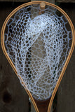Driftless Custom Handmade Wood Landing Fishing Net - Dead Drift Net Company - Cherry, Walnut
