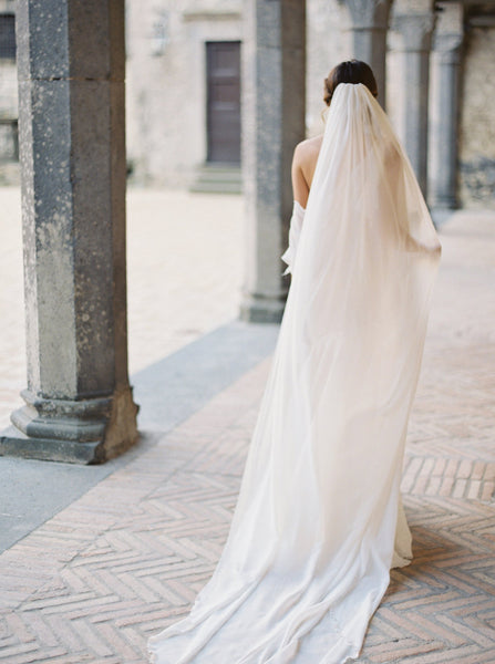 Wedding Veil Length Guide