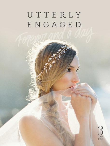 Magazine Cover Feature & Editorial- <br /><em>Utterly Engaged</em>
