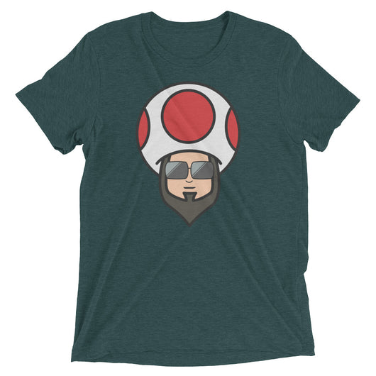 Mysterious Toad t-shirt