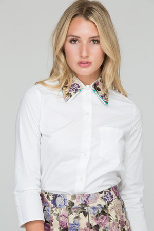 Gema Button up Top
