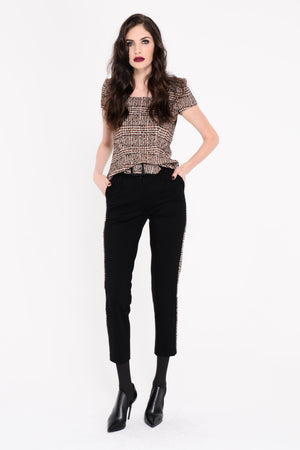 Roma Ponti Tweed Pants