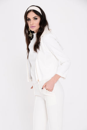 Jana Ponti Cropped Jacket