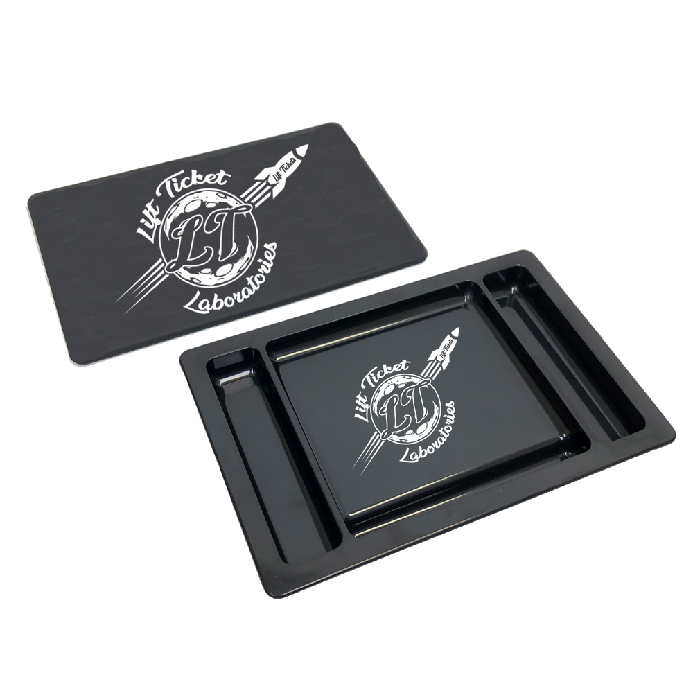 Travel Tray - Black