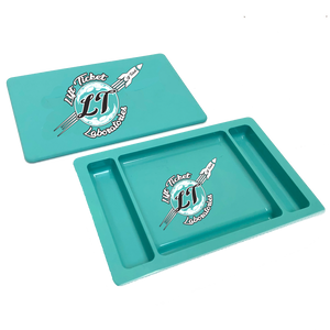 Travel Tray - Aqua