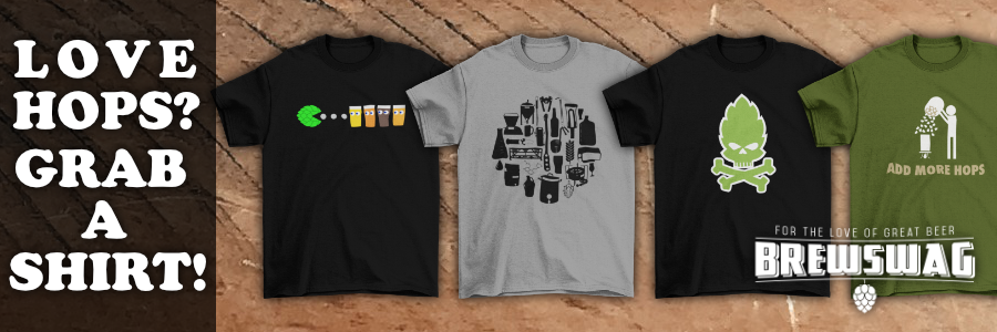 Check out our Beer and Homebrewing T-Shirts!