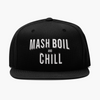 Mash, Boil and Chill New Era 9Fifty Snapback Hat