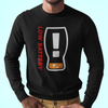 Low Battery - Need A Refill Beer Longsleeve T-Shirt
