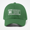 Rated H For Hops Beer New Era 39Thirty Stretch Hat