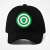 Captain Hop Cone Green Shield New Era 39Thirty Stretch Hat