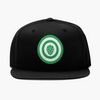 Captain Hop Cone Green Shield New Era 9Fifty Snapback Hat