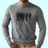 Reservoir Hops Pub Crawl Beer Longsleeve T-Shirt