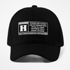 Rated H For Hops Sport-Tek Snapback Hat