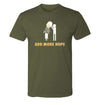 Add More Hops T-Shirt Flat