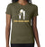 Women's Add More Hops Homebrewing T-Shirt on Model
