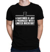 Bartender is Just a Pharmacist T-Shirt on Model