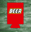 Beer Brick Can Hugger
