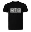 Cask Periodic Table Black T-Shirt Flat