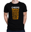 Cheers From Around the World Beer T-Shirt