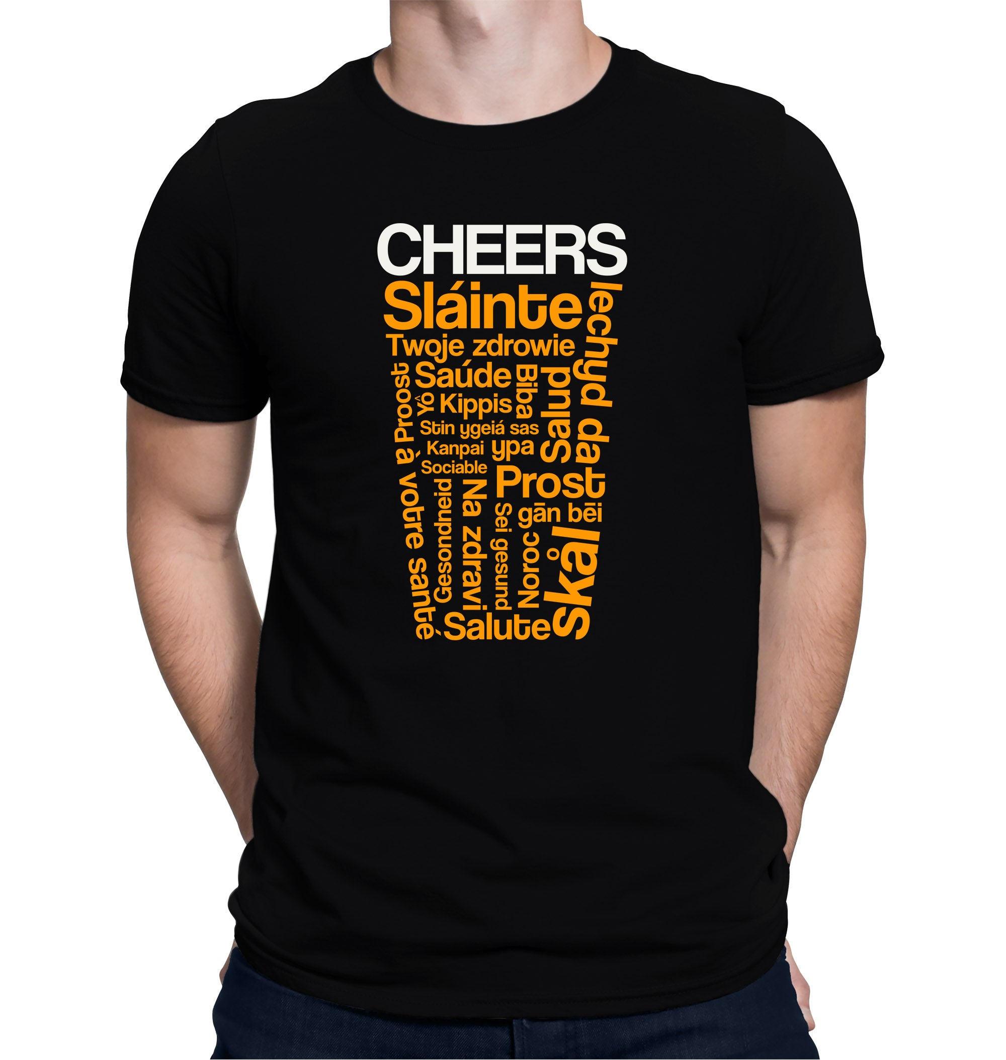 Cheers from Around the World T-Shirt