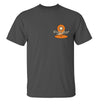 Drink Local Craft Beer T-Shirt flat